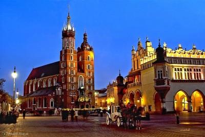 Zabytki i atrakcje Krakowa: Kościół Mariacki