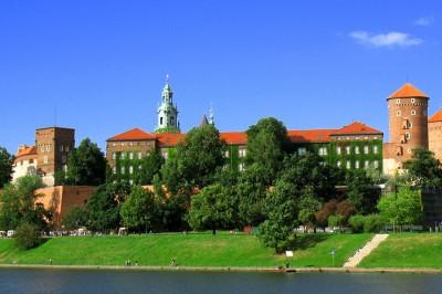 Zabytki i atrakcje Krakowa: Zamek Królewski na Wawelu