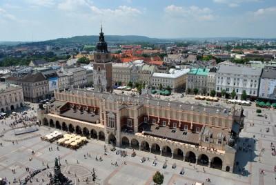 Zabytki i atrakcje Krakowa: Sukiennice