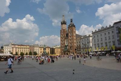 Zabytki i atrakcje Krakowa: Rynek Główny