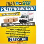Przeprowadzki Transfer Kraków